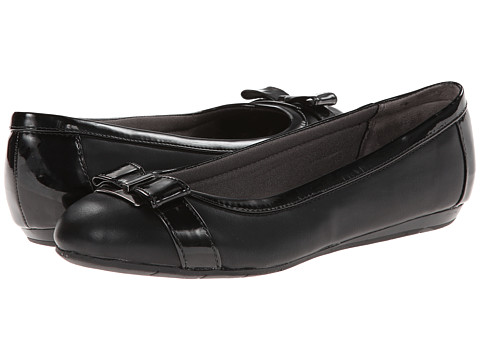 LifeStride - Nara (Black Dura/Glory) Women's Shoes