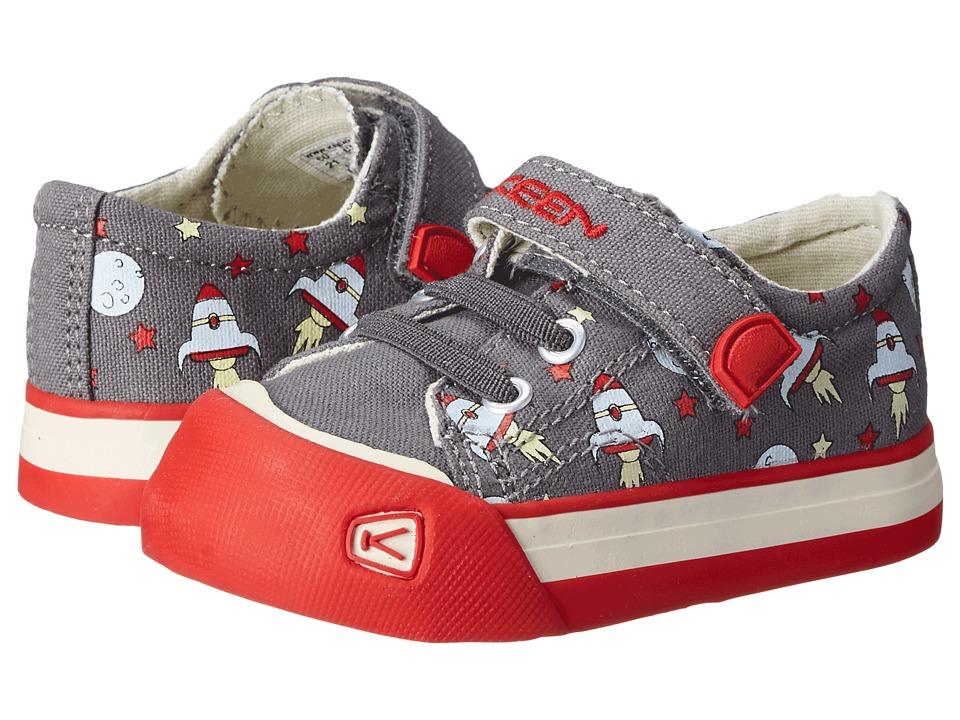 Keen Kids - Coronado Print (Toddler) (Gargoyle Rockets) Boys Shoes