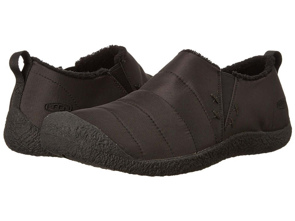 Keen - Howser (Monochrome) Men's Slip on  Shoes