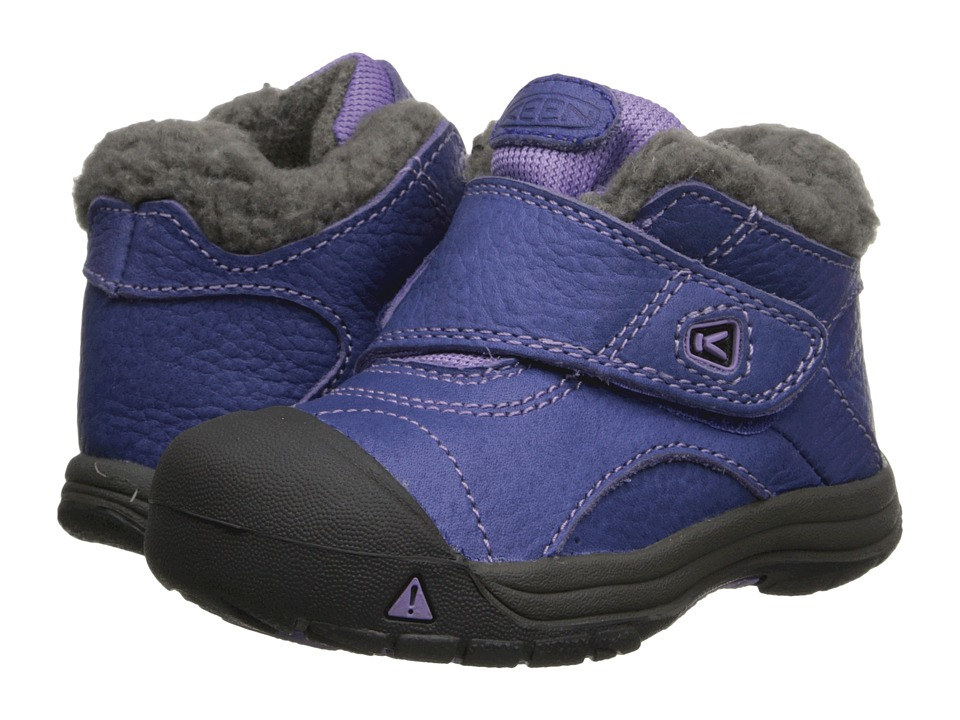 Keen Kids - Kootenay (Toddler) (Orient Blue/Bougainvillea) Girls Shoes