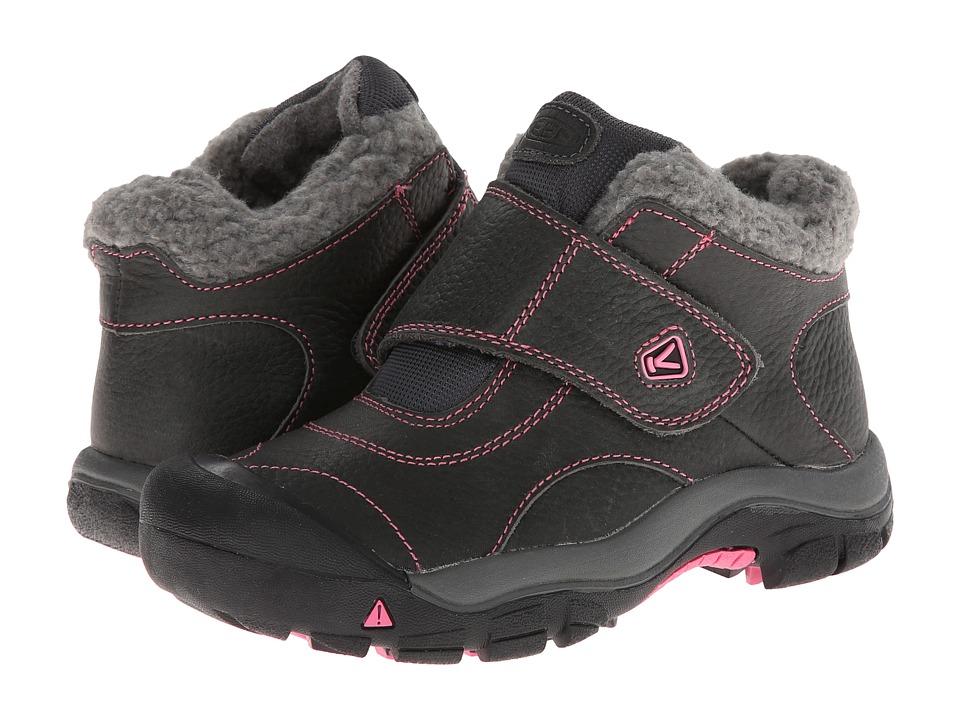Keen Kids Kootenay (Little Kid/Big Kid) (Magnet/Shocking Pink) Girls Shoes