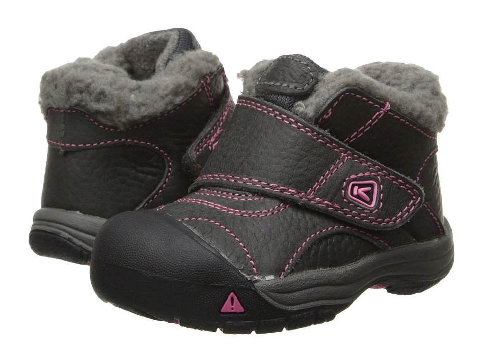 Keen Kids - Kootenay (Toddler) (Magnet/Shocking Pink) Girls Shoes