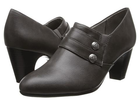 LifeStride - Orrie (Dark Grey Rengo) Women's 1-2 inch heel Shoes