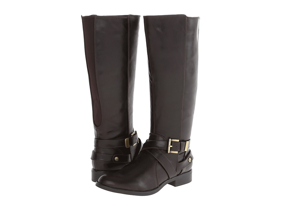 LifeStride - Racey (Dark Brown Linz) Women's Boots