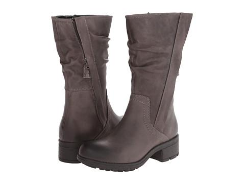 Clarks - Mansi Juniper (Grey Leather) Women's Boots