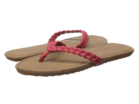 Billabong - Braidy (Bikini Red) Women's Sandals