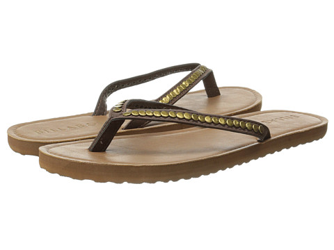 Billabong - Wanderer (Espresso) Women's Sandals