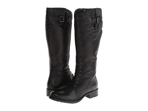 Clarks - Mullin Clove (Black Leather) Women's Boots