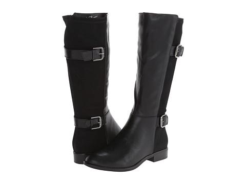 LifeStride - Rockin (Black Linz/Suedy) Women's Boots