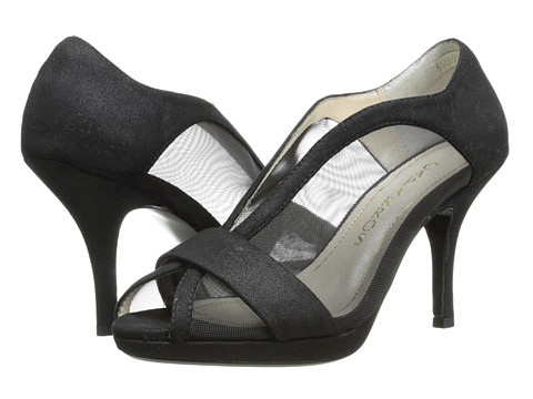Caparros - Neville (Black Brushed Metallic) High Heels