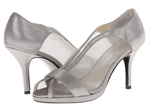 Caparros - Neville (Mercury Brushed Metallic) High Heels