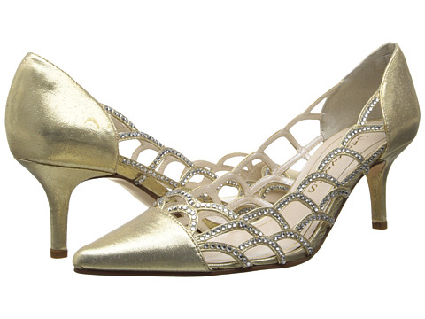 Caparros - Noreen (Gold Lame) High Heels