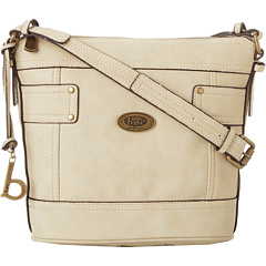 SALE! $29.99 - Save $20 on b.o.c. Greely Crossbody Color Block (Taupe Color Block) Bags and Luggage - 40.02% OFF $50.00