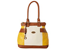 b.o.c. Greely Satchel Color Block