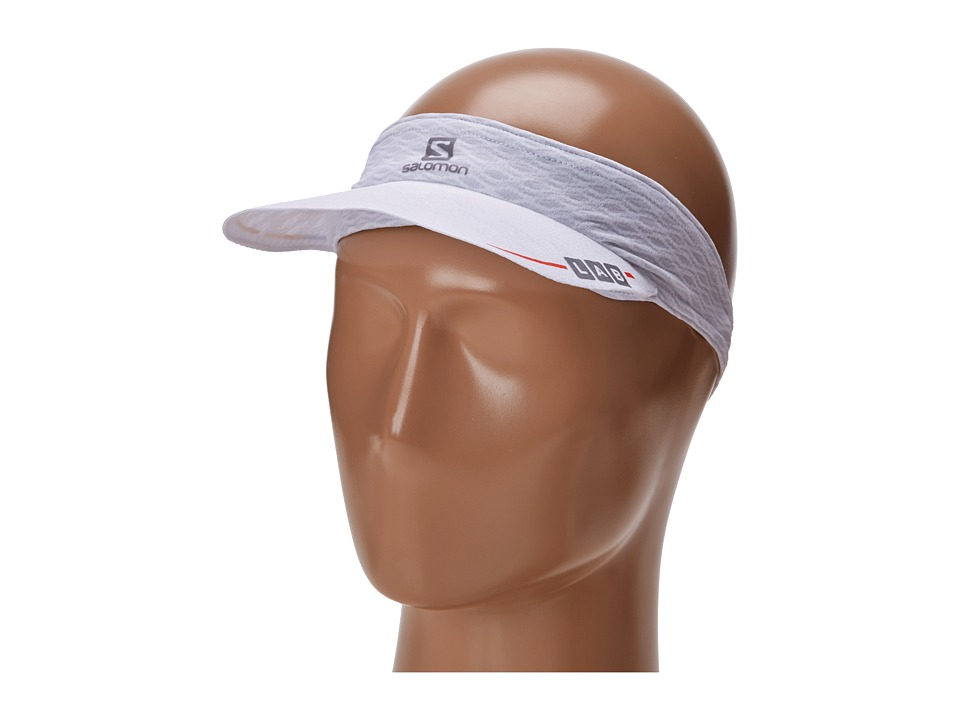 Salomon - S-Lab Sense Visor (White) Casual Visor