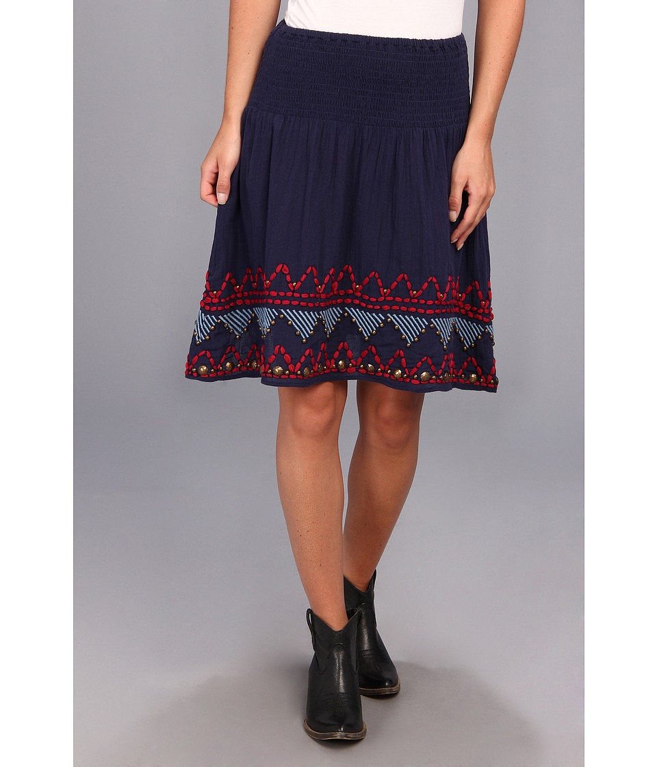 Double D Ranchwear - Chimayo Short Skirt (Midnight Mariachi) Women's Skirt
