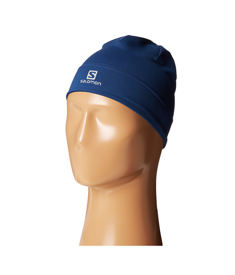 Salomon - Active Beanie (Midnight Blue) Beanies