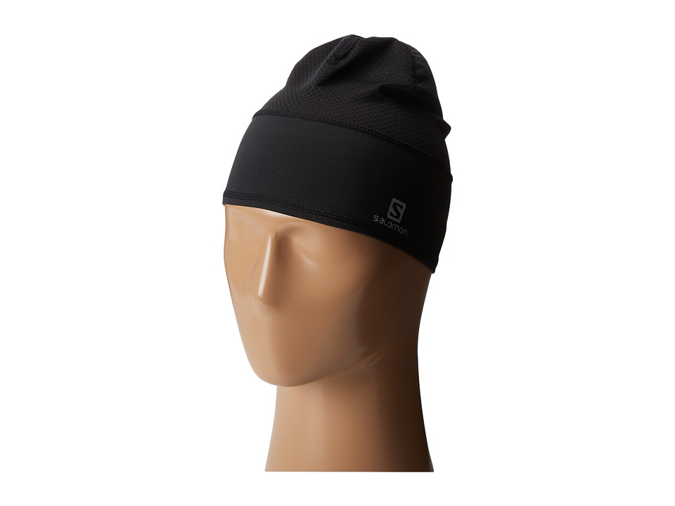 Salomon - Race Beanie (Black) Beanies