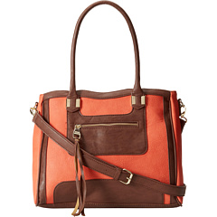 SALE! $36.99 - Save $61 on Steve Madden Preston Tote (Bloom 1) Bags and Luggage - 62.26% OFF $98.00
