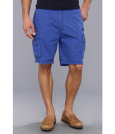 Nautica - Cruiser Cargo Short (Twilght Sky) Men's Shorts