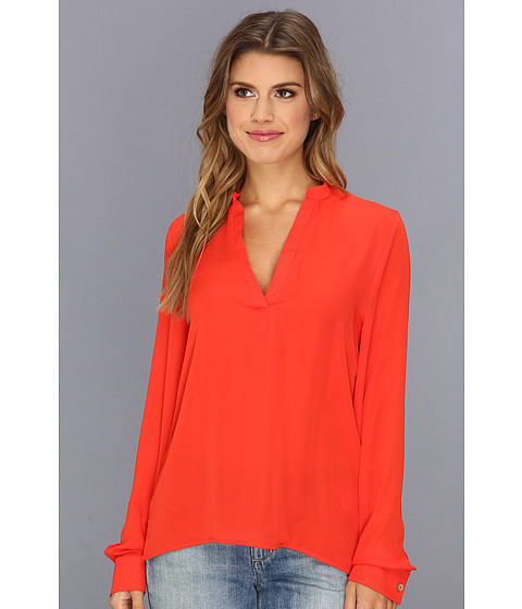 Brigitte Bailey - Sophie Blouse (Red) Women