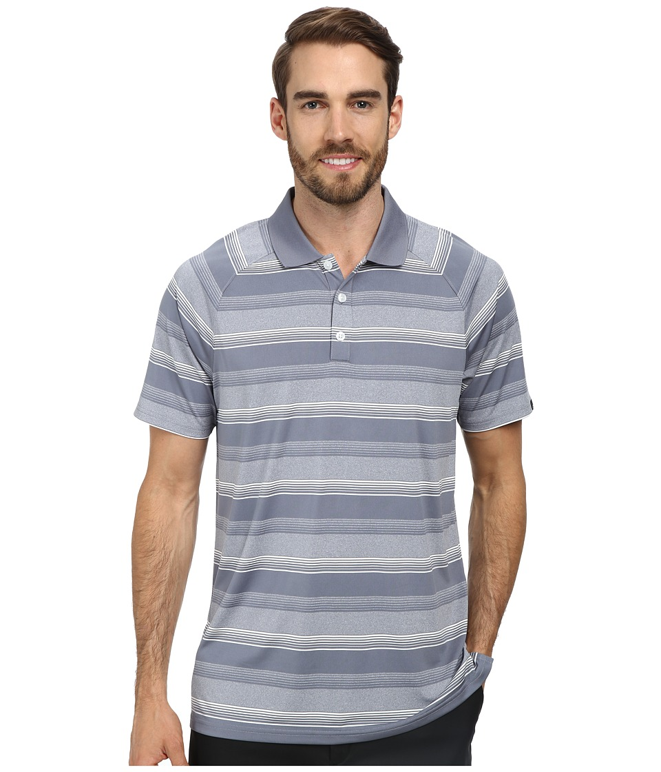 Oakley - Warren Polo (Flint Stone) Men's Short Sleeve Pullover