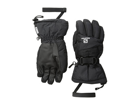 Salomon - Granite Cs Jr (Black 1) Cycling Gloves