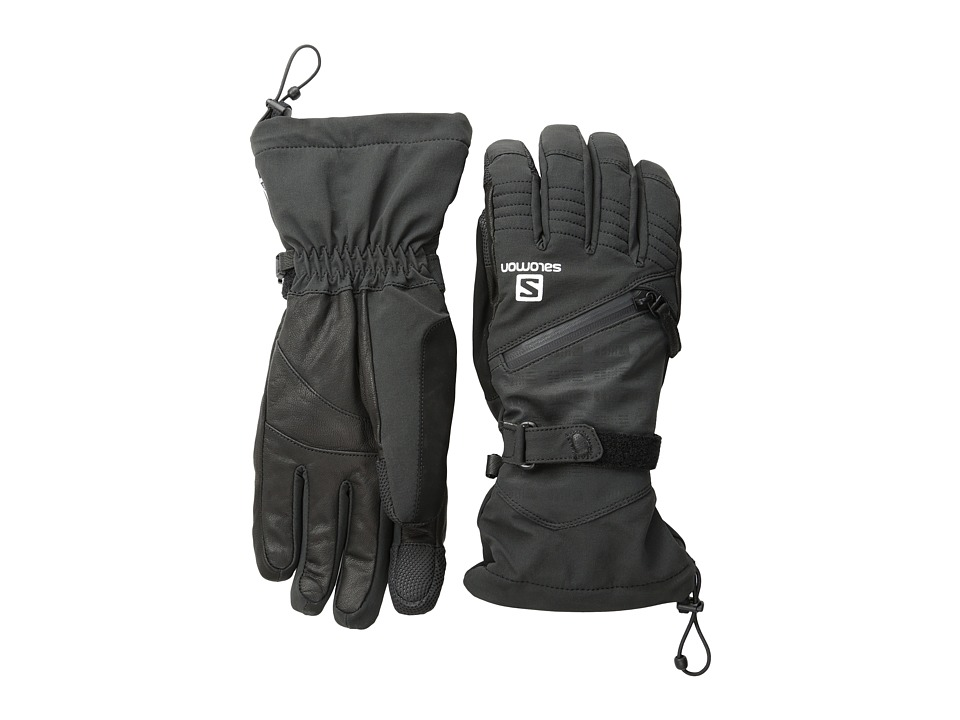 Salomon - Tactile Cs M (Black 1) Cycling Gloves