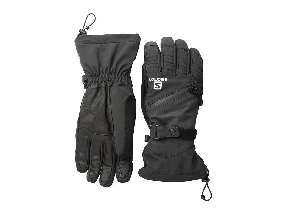 Salomon - Tactile Cs M (Black 1) Cycling Gloves