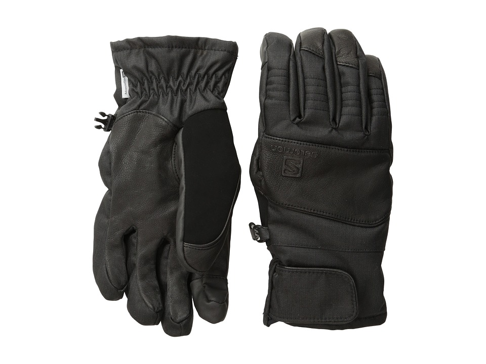 Salomon - Genesis Glove U (Black 1) Cycling Gloves