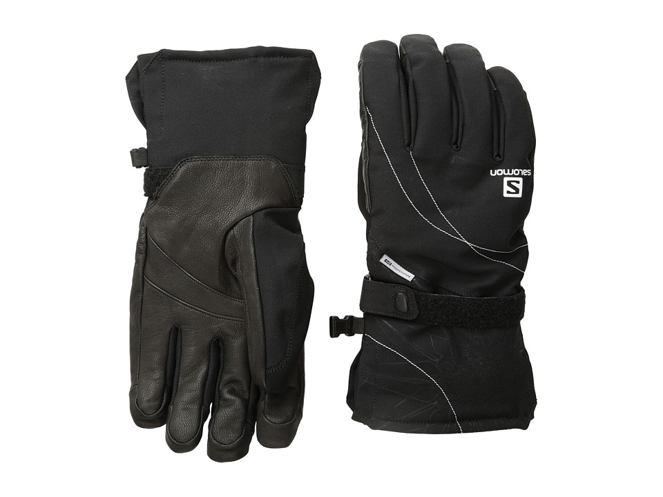 Salomon - Propeller Cs W (Black 1) Cycling Gloves