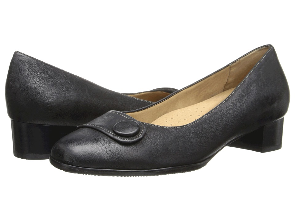 Trotters - Dionne (Black) Women's Shoes