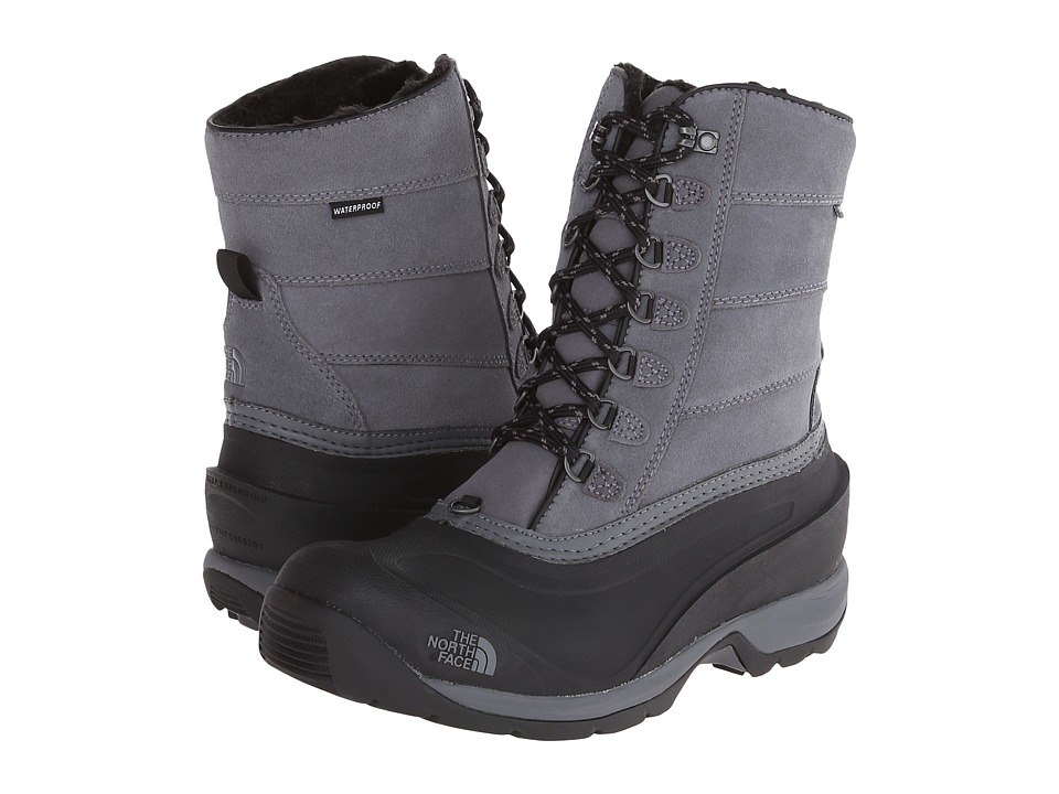 The North Face - Chilkat III Removable (Zinc Grey/TNF Black) Women