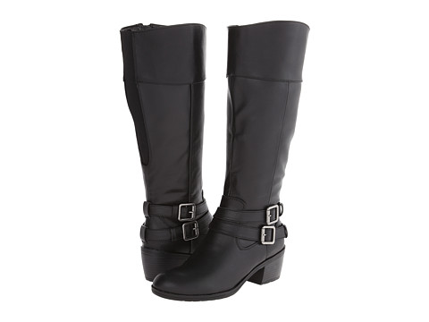 LifeStride - Winner (Wideshaft) (Black Rengo) Women's Boots
