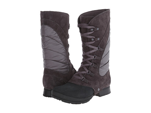 The North Face - Zophia Tall (Plum Kitten Grey/Plum Kitten Grey) Women's Boots