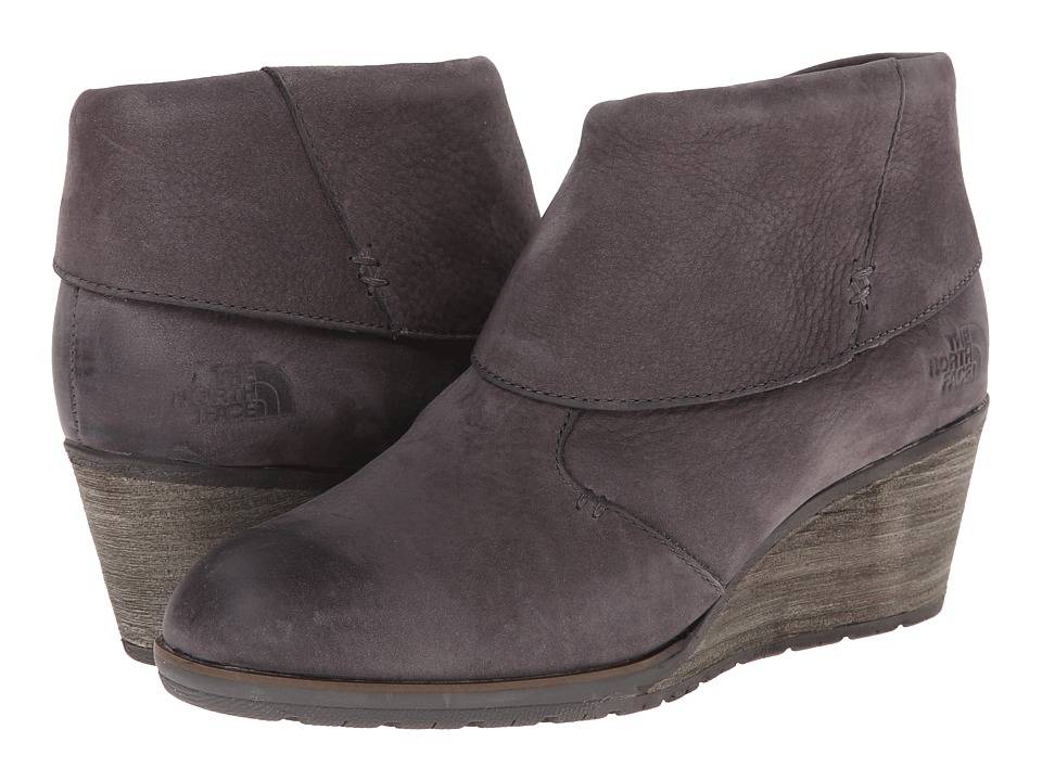 The North Face - Bridgeton Wedge Bootie (Plum Kitten Grey/Potent Purple) Women