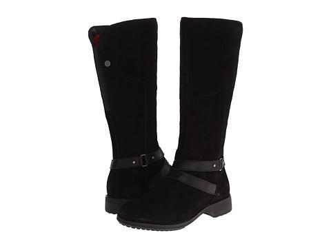 The North Face - Bridgeton (TNF Black/TNF Red) Women's Boots