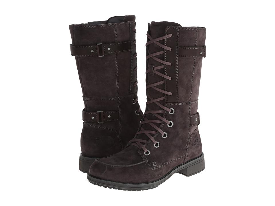 The North Face - Bridgeton Lace (Plum Kitten Grey/Greystone Blue) Women's Boots