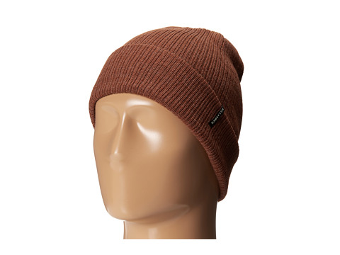 Billabong - Arcade Beanie (Burnt Orange Heather) Beanies