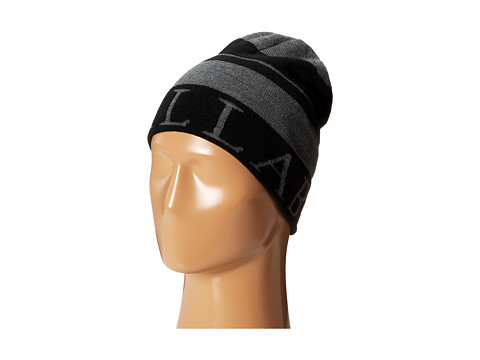 Billabong - Timber Beanie (Black) Beanies