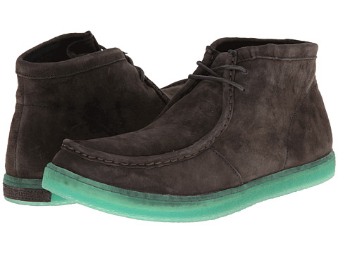 Hush Puppies - Aquaice Wallaboot (Charcoal Suede) Men's Shoes