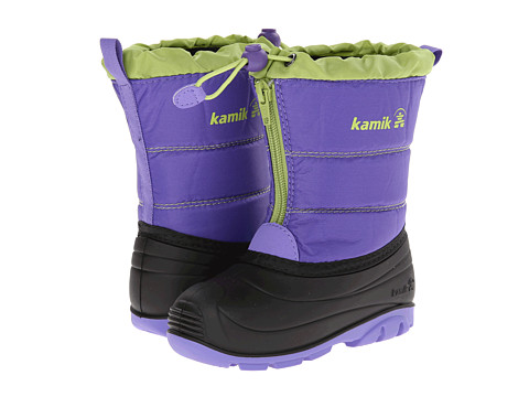 Kamik Kids - Ice Follies (Toddler) (Lavender) Girls Shoes