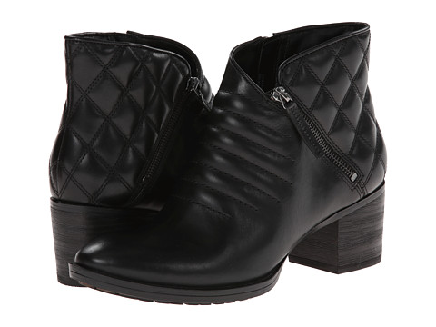 Clarks - Movie Retro (Black Leather) Women