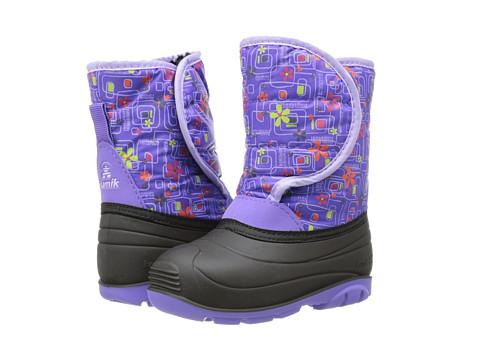 Kamik Kids - Jack Frost 2 (Toddler) (Lavender) Girls Shoes