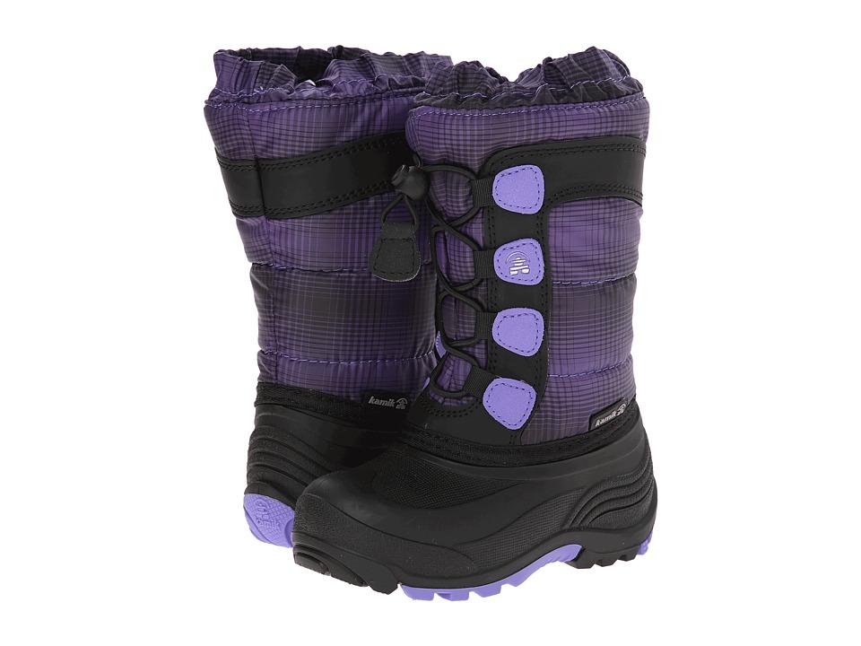 Kamik Kids - Moonracer (Toddler/Little Kid/Big Kid) (Lavender) Girls Shoes