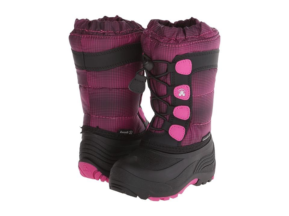 Kamik Kids - Moonracer (Toddler/Little Kid/Big Kid) (Magenta) Girls Shoes