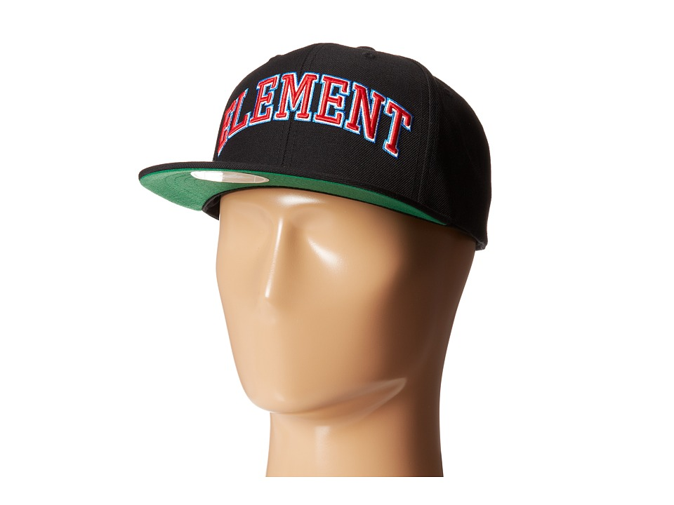 Element - Whitaker Hat (Black) Caps
