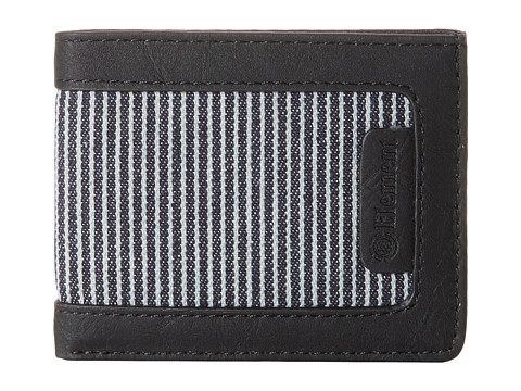 Element - Picket Wallet (Black) Bi-fold Wallet