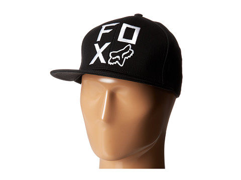 Fox - Shock Baseball Hat (Black) Caps