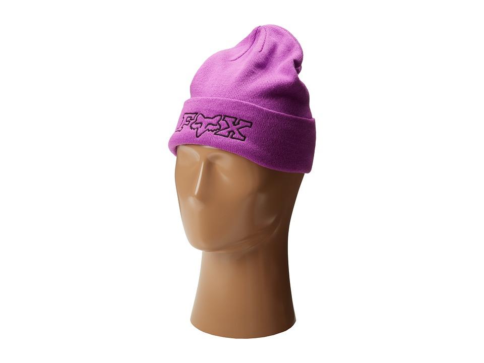 Fox - OG Beanie (Neon Lilac) Beanies